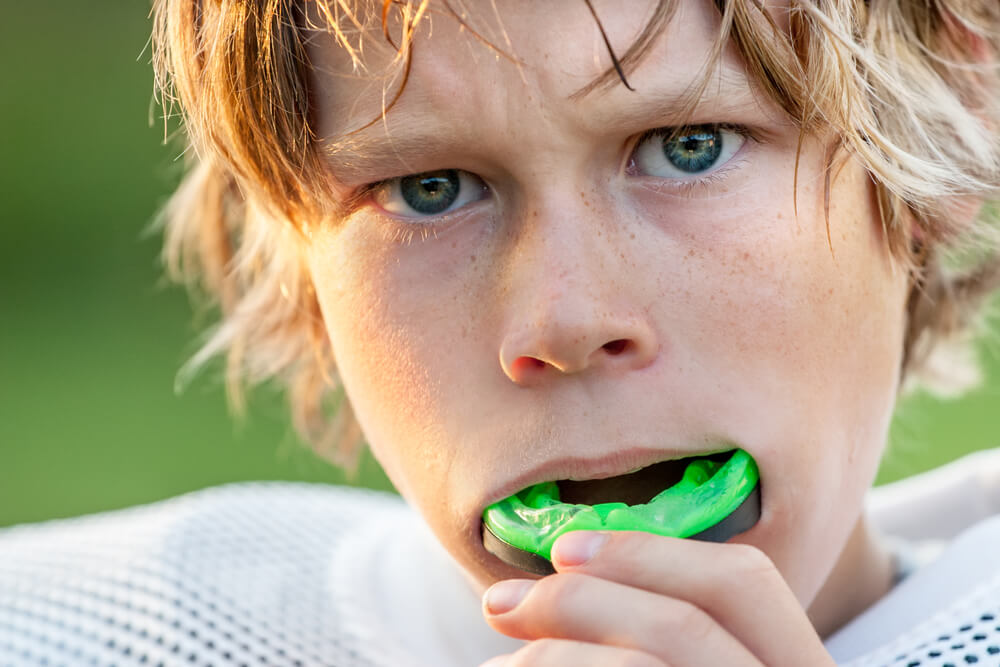Sports Safety for Kids Mouths & Dental Emergencies